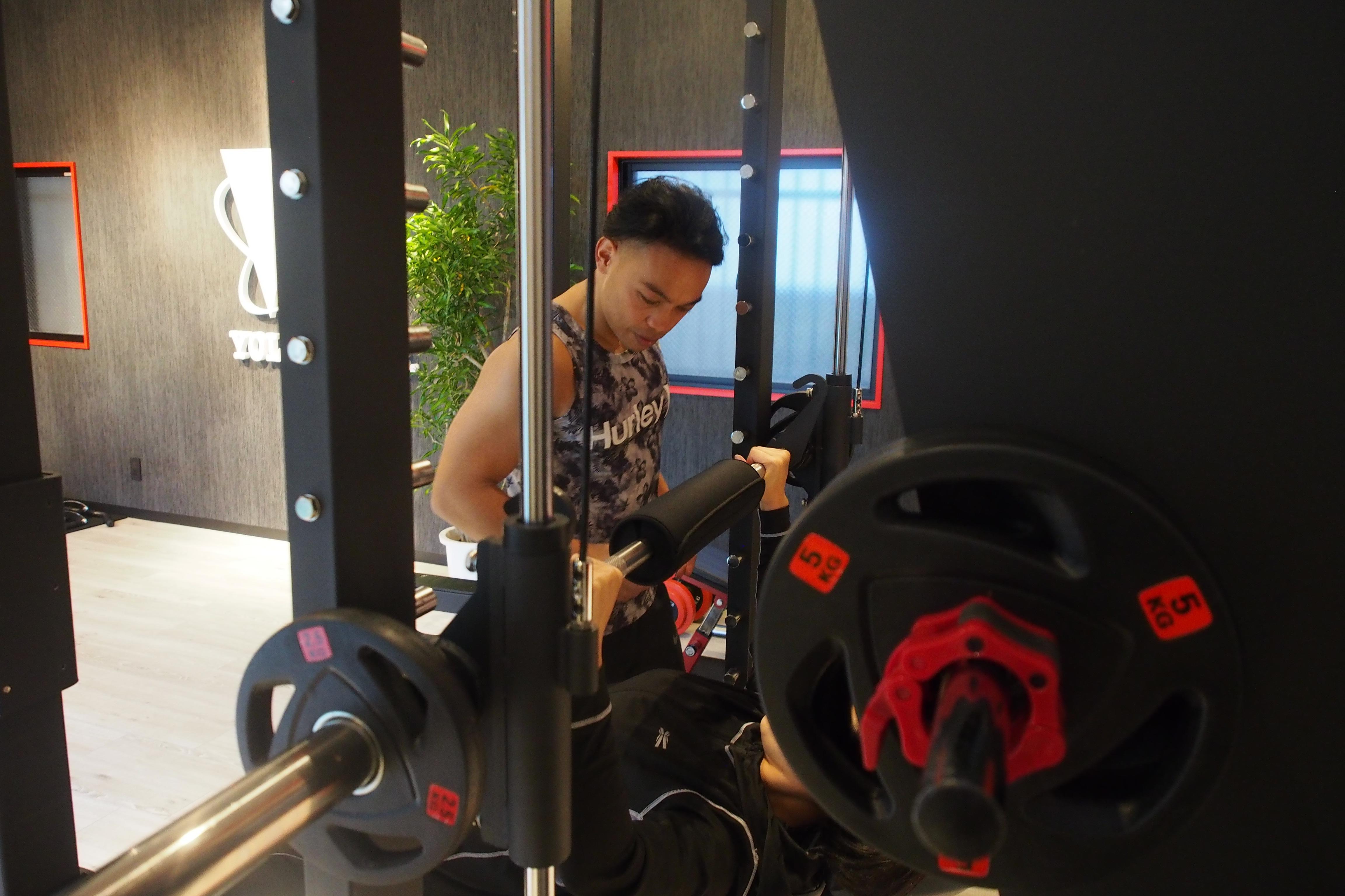 明石パーソナルトレーニング