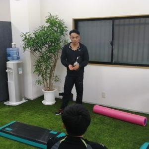 明石市パーソナルトレーニング