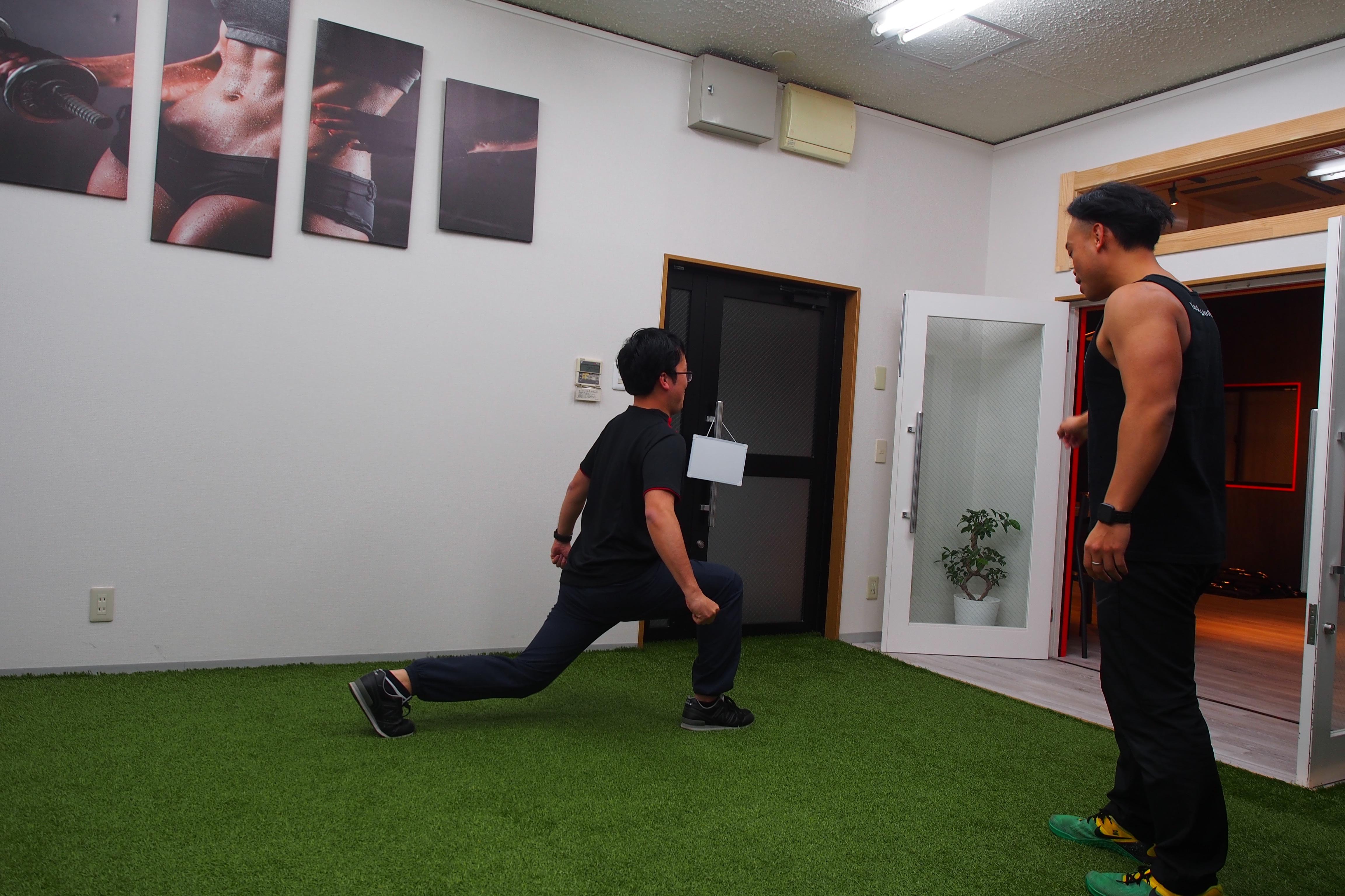 明石 パーソナルトレーニング